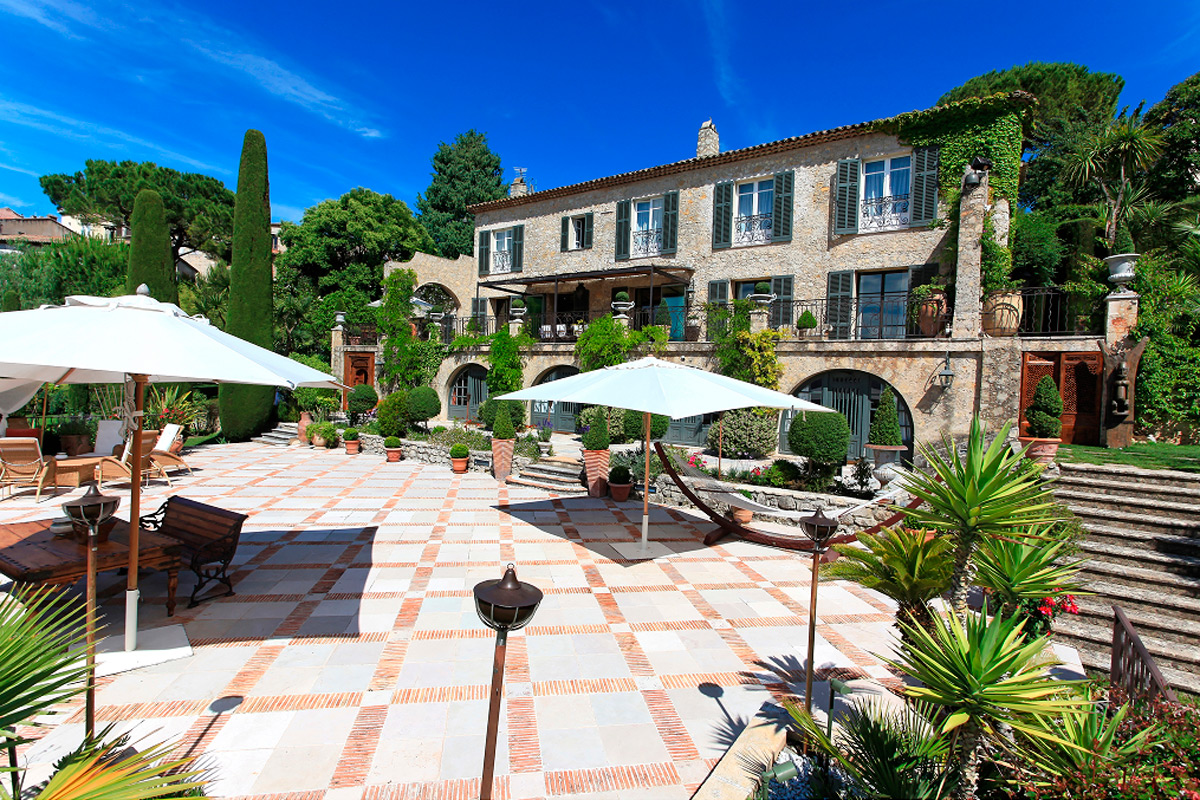 property in french riviera